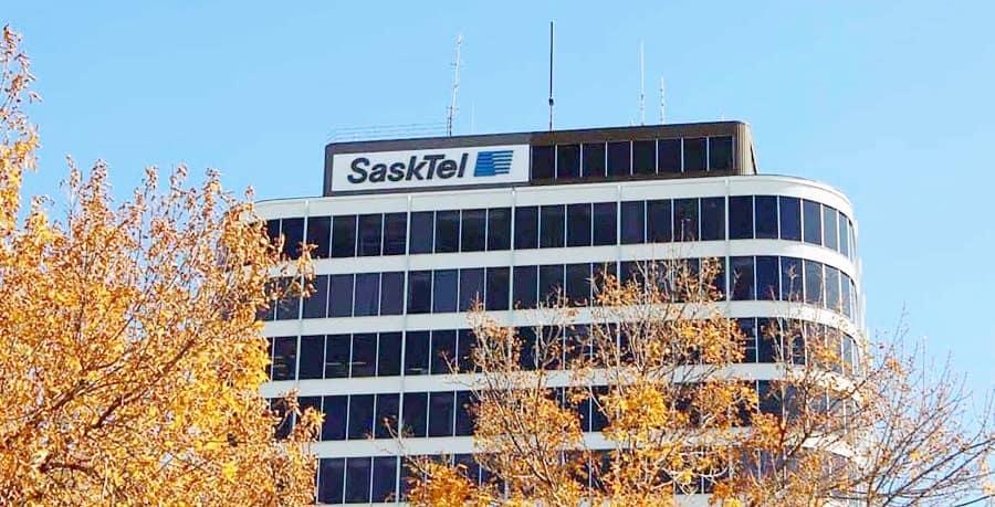 SaskTel's history