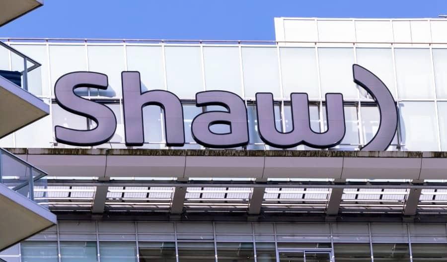 Shaw Canadian telecom company